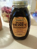 A very meaty tasting honey, I'm very curious how this will come out, but it was cheap