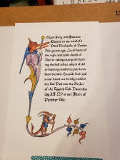 Tyger's Cub O&F AS 54 (My calligraphy on a blank)